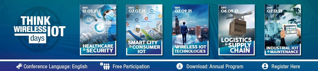 Think Wireless IoT Days 2021
