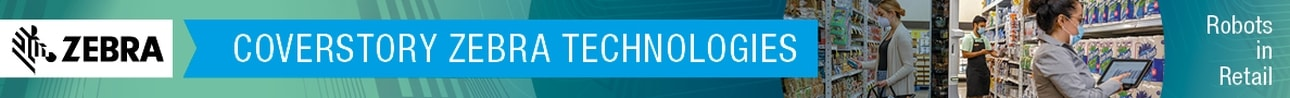 RFID im Blick Retail 2021 Cover Story: Zebra Technologies