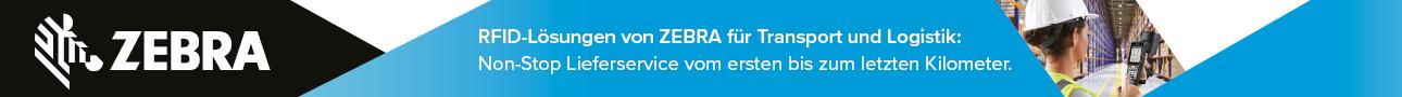 Nehmen Sie Kontakt auf: Zebra RFID-Lösungen für Transport & Logistik