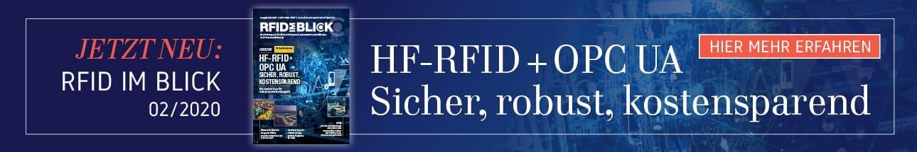 RFID im Blick – Ausgabe 02/2020