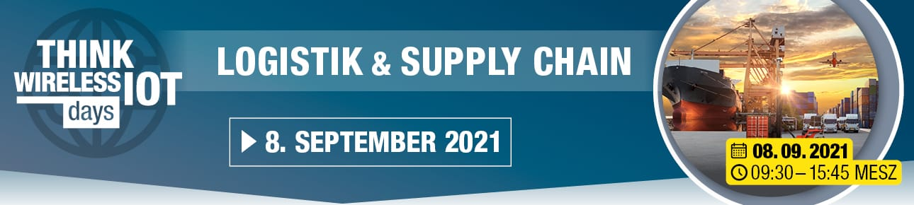Think WIOT Day 2021 Logistik & Supply Chain