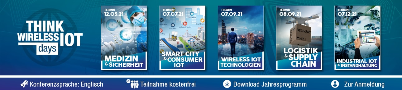 Think Wireless IoT Days 2021