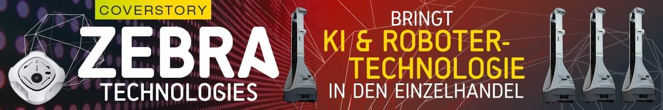 KI und Robotertechnologie von Zebra Technologies im Einzelhandel