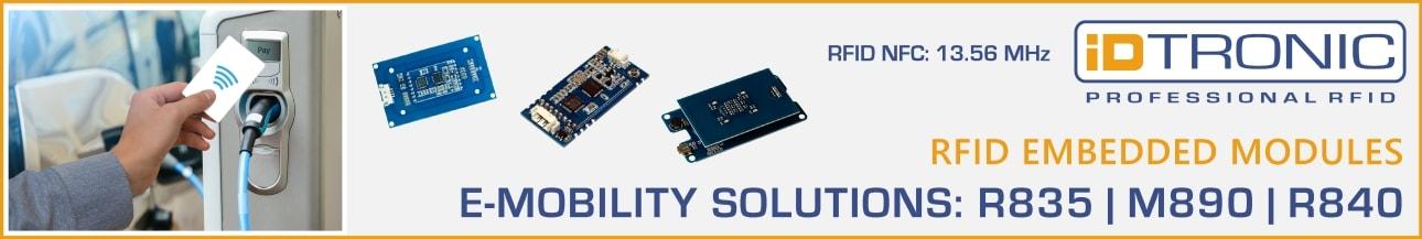 RFID Lösungen für Ihre Ladestation