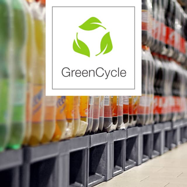Coming soon: Plastic Euro Pallets with RFID at Greencycle