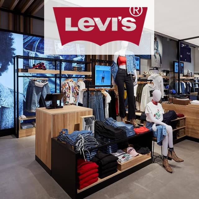 Levi's tagged more than 50 Million Articles for Global RFID Rollout