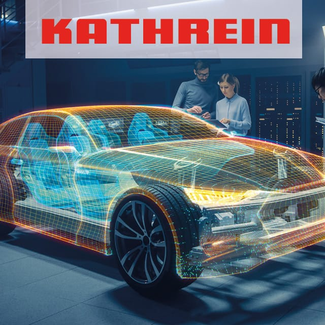Kathrein Solutions: Tracking in Pre-series Car Production with UWB