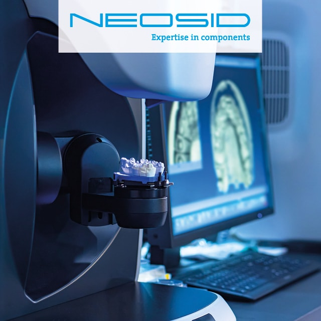 Neosid: RFID in Dentallaboren