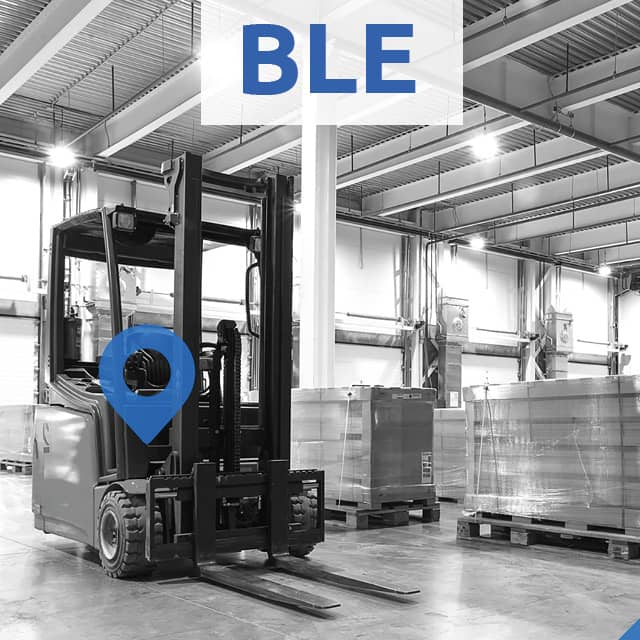 BLE Drives IoT with Mesh Features and Position Determination