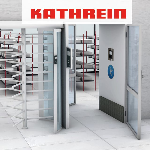 Textile Logistics with UHF RFID from Kathrein Solutions