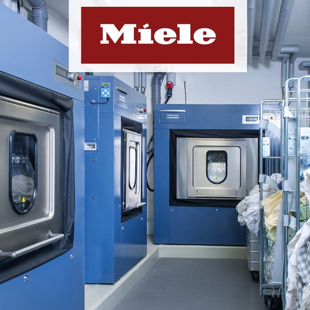 Miele:Individualized Residential Laundry