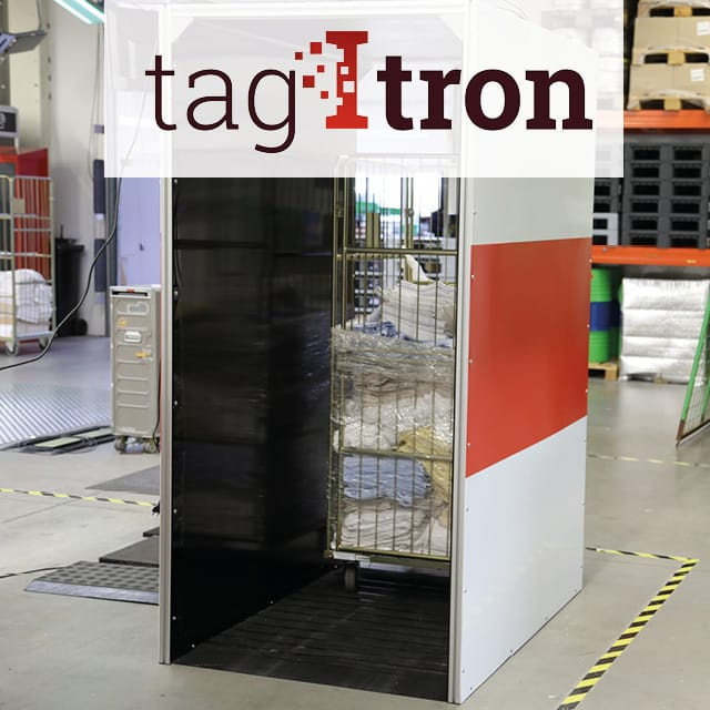 Tagitron: Clear and Automated Allocation of Laundry Items