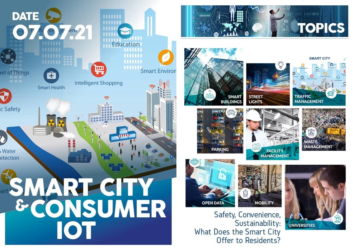Smart City & Consumer IOT