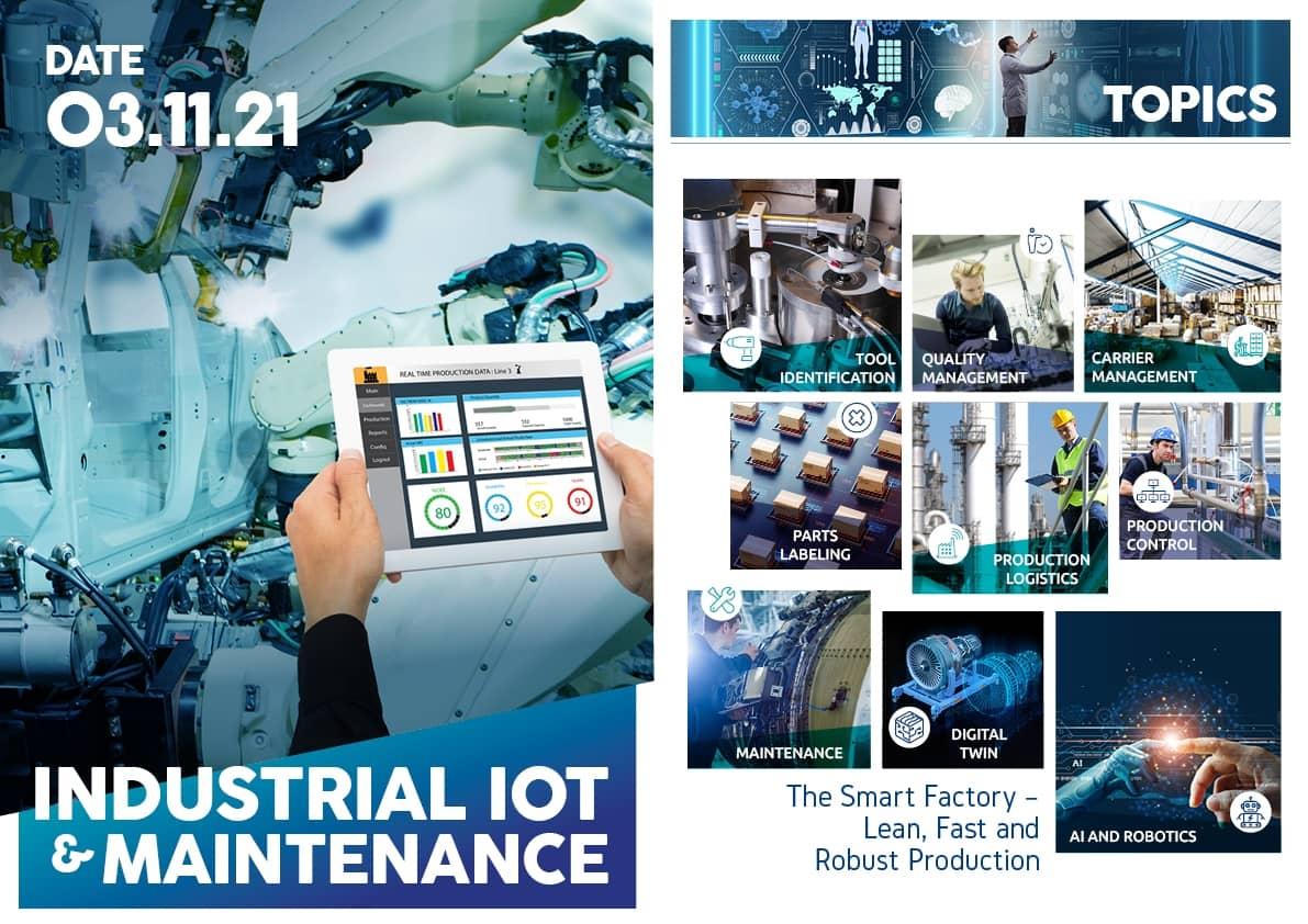 Industrial IoT & Maintenance