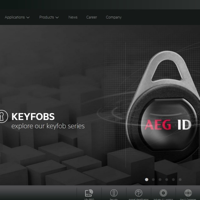 AEG ID Launches New Homepage – We Make ID Easy!