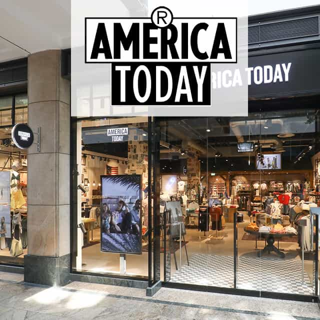 America Today: RFID rollout to 70 stores in one month