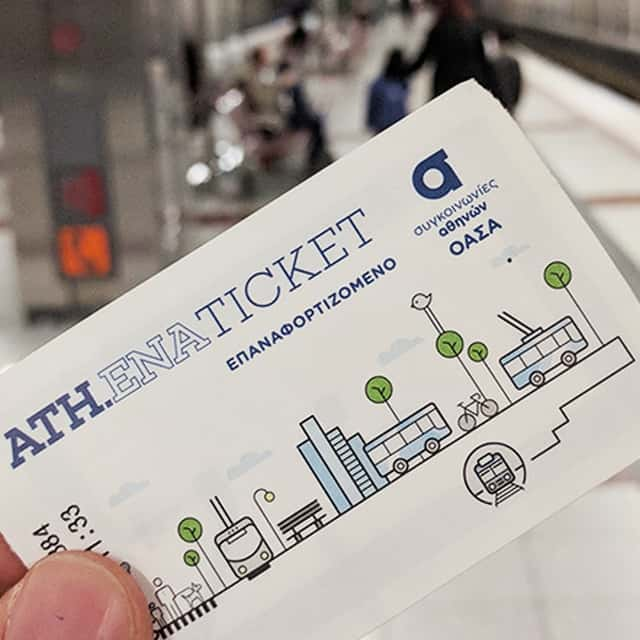 Athens becomes the 100th city using contactless smart tickets provided by Confidex
