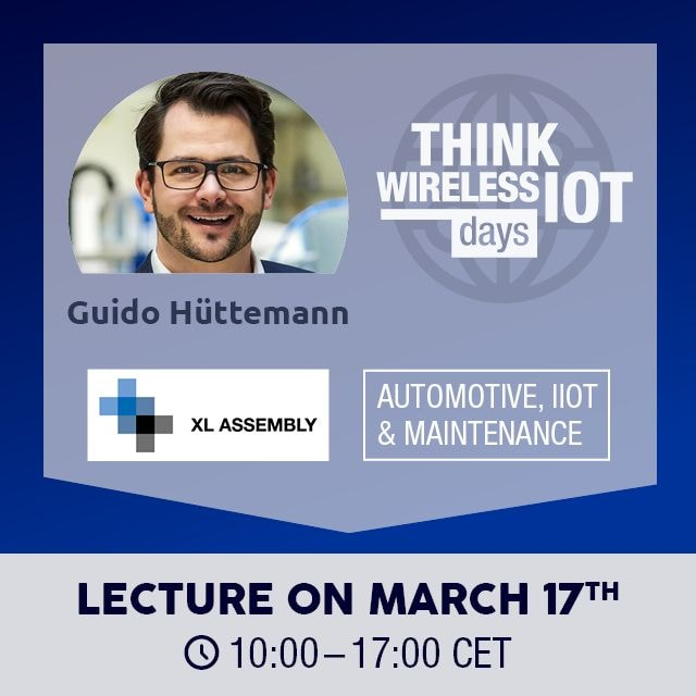 Automotive Assembly of the Future – Lecture at Think WIOT Day