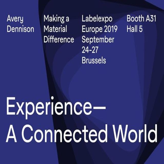 Avery Dennison at Labelexpo Europe