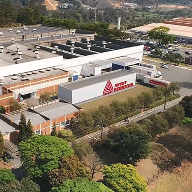 Avery Dennison invests in new factory in Brazil