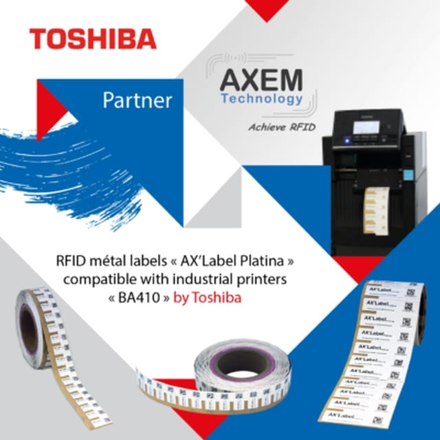 AXEM Technology and Toshiba Enter an Exclusive Partnership