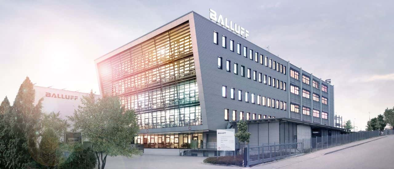 Balluff Changes Worldwide Corporate Structure