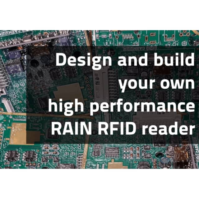 Design your own RAIN RFID reader with CAEN's Hadron module
