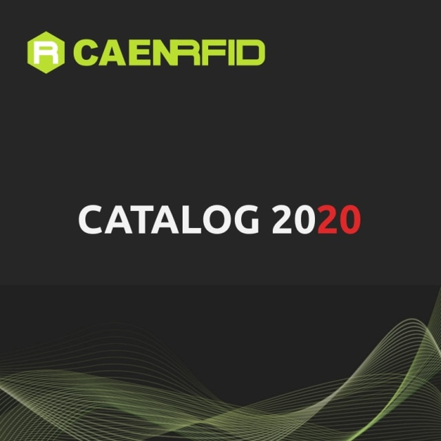 CAEN RFID presents its new product catalog year 2020