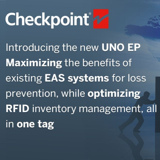 Checkpoint Announces the New UNO EP RF/RFID Label