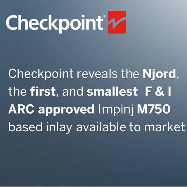 Checkpoint Launches First ARC Approved M750 Inlays