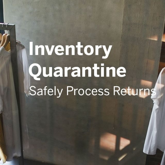 Checkpoint Systems launches Inventory Quarantine (IQ)