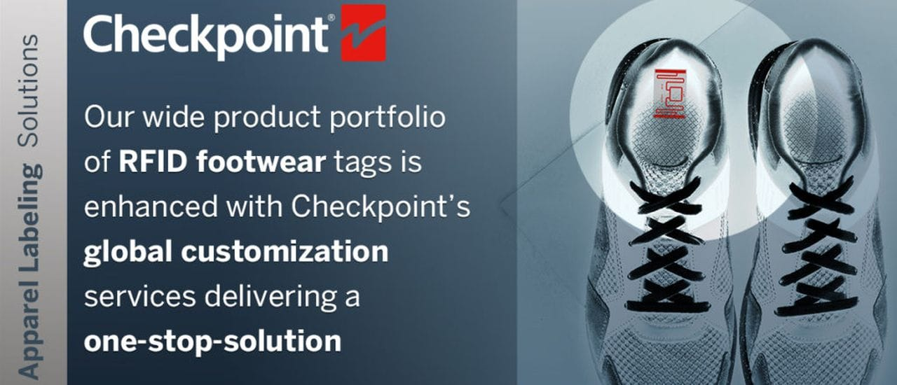 Checkpoint Systems: Portfolio of RFID TAG Solutions for Shoes