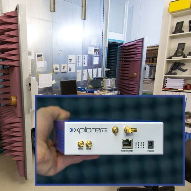 RFID Xplorer used as benchmark test equipment for EECC annual report