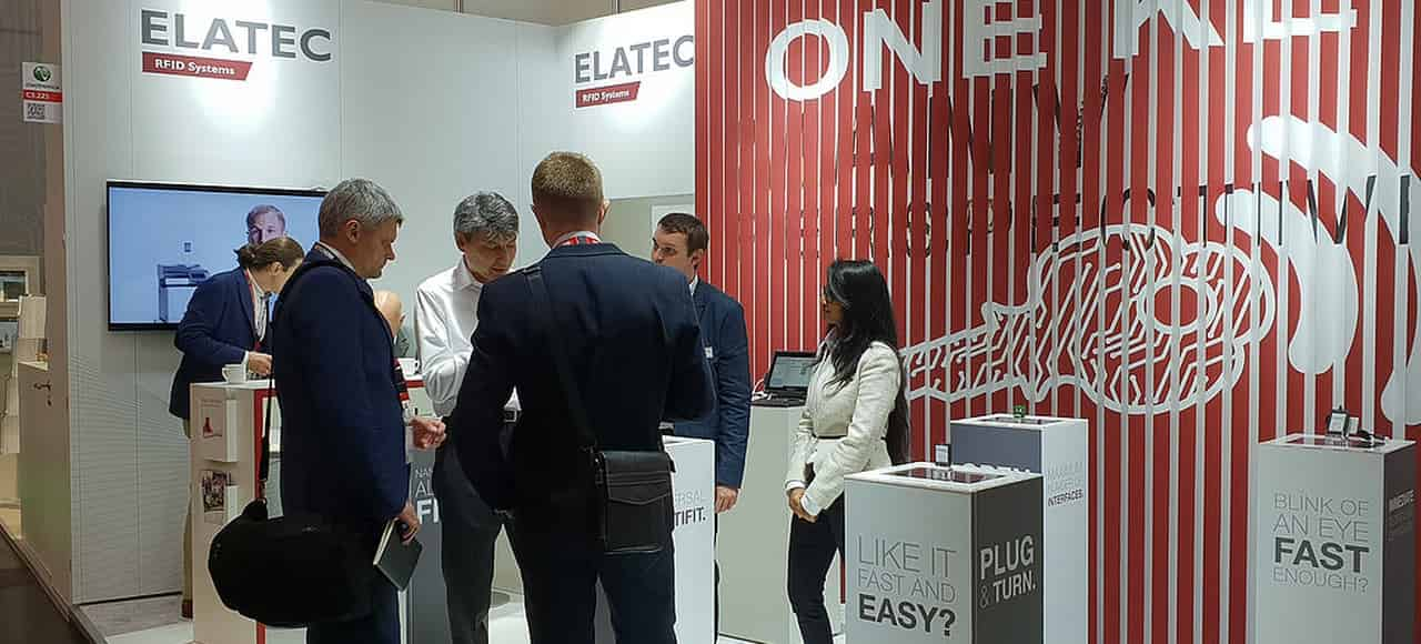 ELATEC at the embedded world 2019