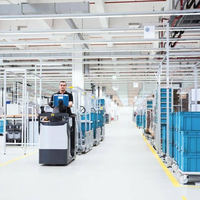 Improve your Logistics Processes with Feig Electronic