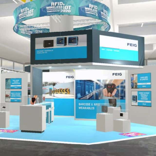 Contactless Payment Solutions & Wearables from FEIG at #WIOTtomorrow20