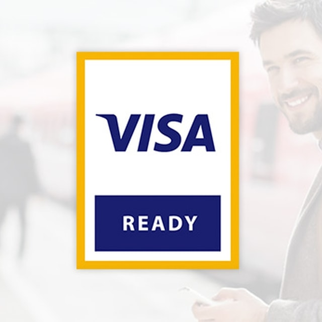 FEIG is Now Partner of the Visa Ready for Transit Program