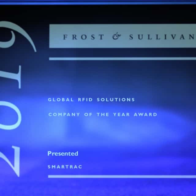Frost & Sullivan Names Smartrac RFID Global Solutions Company of the Year