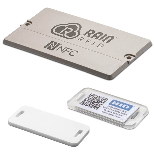 HID Global Presents Wafer-Thin HF/UHF Asset Tags for Containers or Metallic Equipment