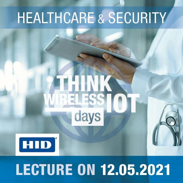 Vaccination Smart Cards & Contact Tracing – HID at Think WIOT Day