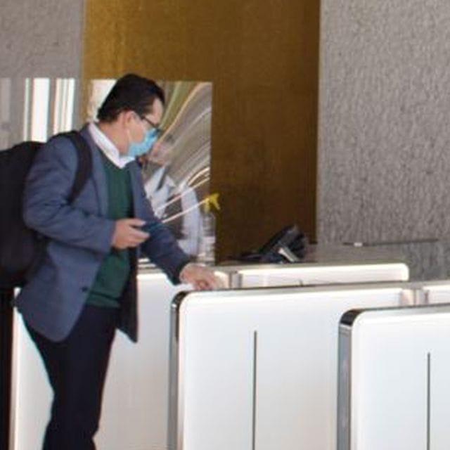 HID Mobile Access® Lösung von Arcos Bosques Tower 1 ausgewählt