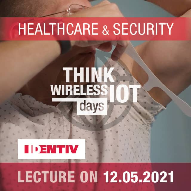 Monitoring Body Temperature – Identiv at the Think WIOT Day Healthcare