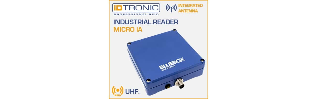 iDTRONIC Launches BLUEBOX MICRO IA UHF