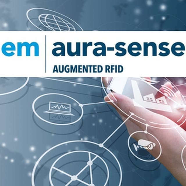 Kathrein first to support Augmented RFID from EM Microelectronic