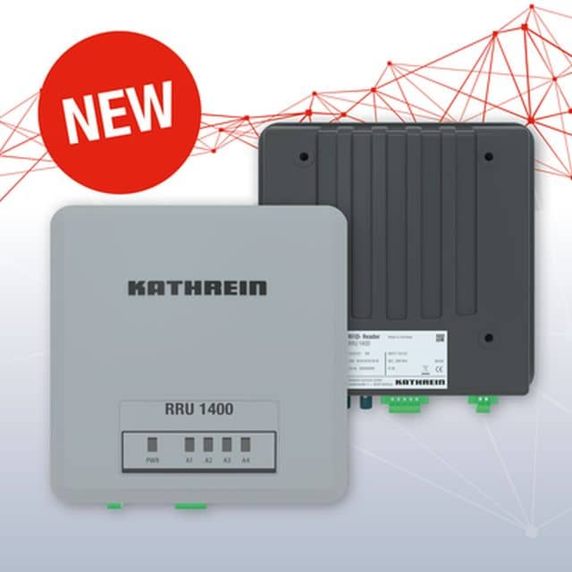 Newly Added to the IoT Portfolio: RRU 1400 Reader