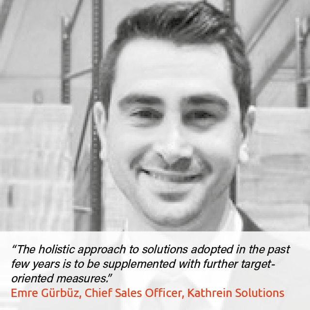 Kathrein Solutions Sets the Course for the Future