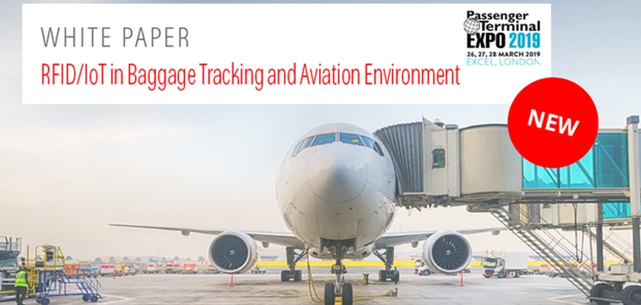 White paper: Kathrein's RFID Solution in Baggage Tracking