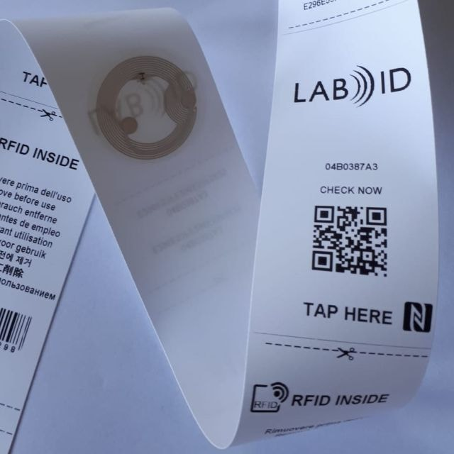 LAB ID Presents Brand New NFC Tags