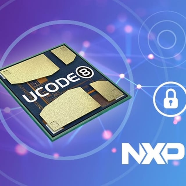 Continuous Strong Growth Makes NXP UCODE the #1 RAIN RFID Tag IC