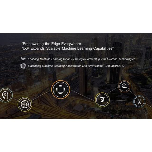 NXP Expands its Scalable Machine Learning Portfolio